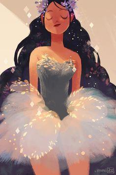 Ballet by Abigail Dela Cruz
