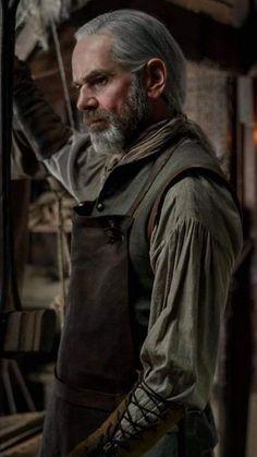 Murtaugh Fitzgibbons Fraser Played by Duncan Lacroix Outlander Season 4, Outlander Quotes, Outlander Casting, Diana Gabaldon Outlander Series, Outlander Book Series, Starz Series, Duncan Lacroix, Avatar, Jaime Fraser