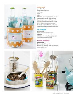 love the picnic idea, it might be a good idea for including in my guest welcome bags