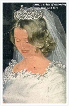 Princess Anita tiara - Google Search