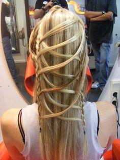 Modelos de penteados com tranças