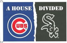 Chicago Cubs / White Sox House Divided Flag by Wincraft (3.26.12)