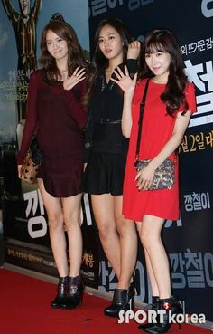 Yoona, Yuri  Tiffany  #snsd #kpop Yoona, Snsd, Korean Music, Girls Generation, Kpop Girls, Yuri, Tiffany, Style, Fashion