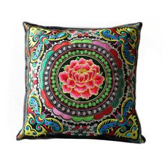 Decorative Square Accent Pillow Case Lime Green Pale Green White Green Throw Pillow Cushion Cover Bamboo with Artistic Floral Curly Leaves Asian Feng Shui Zen Garden 18 X 18 Inches
