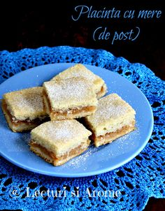 placinta cu mere Lidl, Cornbread, Gem, Fries, French Toast, Baking, Breakfast, Ethnic Recipes, Food