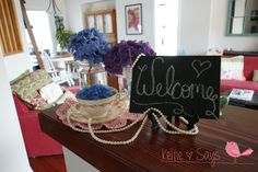 Wedding Shower Bliss - DIY wedding shower ideas
