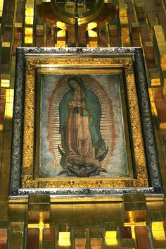 #Our Lady of Guadalupe, #Mexico City, Mexico http://www.georginayoungellis.com/