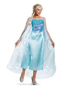 Get frozen Elsa Costume in Last Minute Halloween Costume Offer