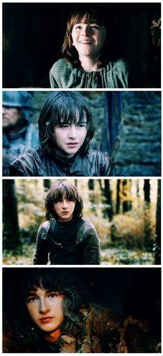 Got Stark, Bran Stark, Valar Dohaeris, Valar Morghulis, Fictional World, Fictional Characters, Hbo Tv Series, Kids Army, Kings Game