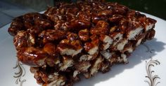 Puffed wheat squares: another Canadian institution. but trader joe's now carries puffed wheat so i can make them here! Puffed Wheat Cake, Puffed Wheat Squares, Puffed Rice, No Bake Treats, Yummy Treats, Delicious Desserts, Sweet Treats, Yummy Food, Cereal Treats