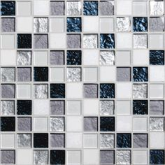 Y Rexy Architectural Ceramics Loft Mosaic Tub Face And Niches Surround For Mirror Niche To Blue Pearl Graniteblack Granitemarble Tilesgl
