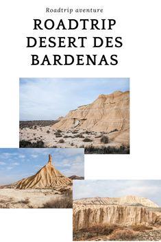 Road trip dans le beau désert d'Europe : le desert des Bardenas en Espagne