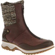 Merrell Women's Eventyr Bond Waterproof Boot, Wine, 10 M US -- You can get more details by clicking on the image.