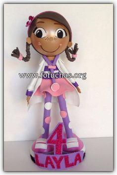 Doc McStuffins Fofucha Foam Doll | Fofucha Dreams