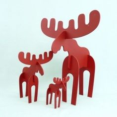 DIY wooden piece reindeer - link is to purchase only