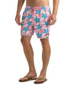 7556926a2c Underwater Starfish Chappy Trunks Vineyard Vines, Starfish, Swim Trunks,  Underwater, Swimwear,