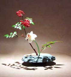 Risultati immagini per ikebana arte floral japones Ikebana Arrangements, Ikebana Flower Arrangement, Beautiful Flower Arrangements, Floral Arrangements, Bonsai, Arte Floral, Amazing Flowers, Beautiful Flowers, Exotic Flowers