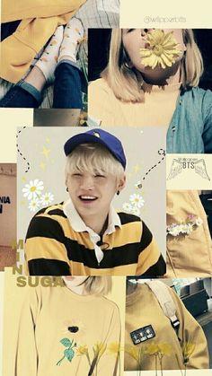 amo so pq é amarelo e tem o meu nene Min Yoongi Bts, Min Suga, Bts Taehyung, Bts Bangtan Boy, Foto Bts, Bts Photo, Daegu, K Pop, Vaporwave Anime