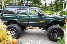 1999 Jeep Cherokee Xj #### Custom Built 36