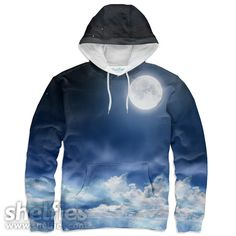 Mystic Nights Hoodie – Shelfies - Outrageous Clothing