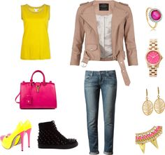 """SunShine"" by mssbutler01 on Polyvore"