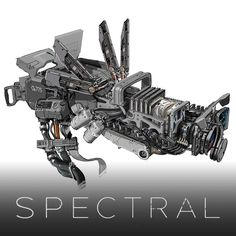 Spectral - FLIR Lantern, WETA WORKSHOP DESIGN STUDIO on ArtStation at https://www.artstation.com/artwork/APvoy