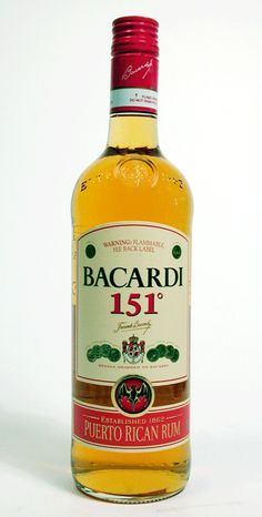 Bacardi 151- How Strong Can Liquor Get?