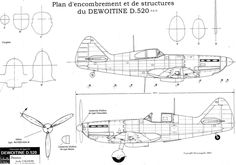Dewoitine D.520 - RC Groups