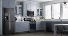 Do you want a smart kitchen? The best smart kitchen devices and appliances revealed. Smart Kitchen, New Kitchen, Kitchen Decor, Kitchen Ideas, Kitchen Paint, Updated Kitchen, Kitchen Layout, Rustic Kitchen, Kitchen Designs