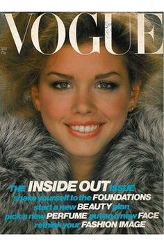 November 1978 Photograph by Mike Reinhardt- Model: Debbie Dickinson