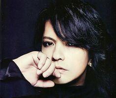 Hyde (L'Arc~en~Ciel) in WHAT's IN? (Japan music magazine) 2013. J-rock.