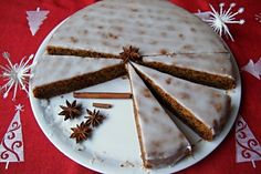 Adventní a Novoroční mrkvový dort