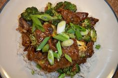 Lee Cooks, Margy Eats: The Best Easy Beef with Broccoli Stir-Fry