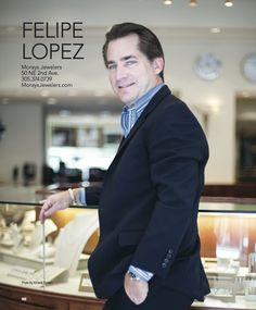 Read our recent article in Brickell Magazine , featuring Morays' Sales Executive Manager- Felipe Lopez http://ow.ly/FxMbb