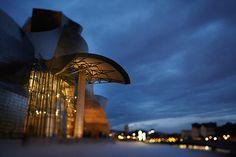 Museo Gugghenheim. Bilbao. Bizkaia. © Inaki Caperochipi Photography