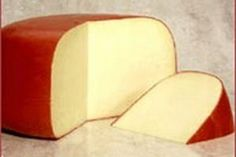 Gouda is an orange cheese made from cow's milk. The cheese is named after the city of Gouda in the Netherlands. It is soooo good. Cheese Wax, Milk And Cheese, Wine Cheese, Queijo Gouda, Hummus, Smoked Gouda Cheese, Charcuterie Cheese, Salty Foods, Dutch Recipes