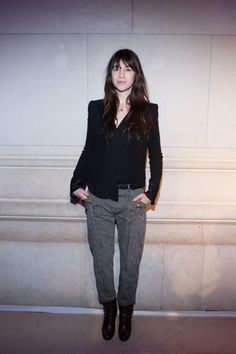 charlotte gainsbourg style - Google Search