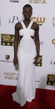 2014 Critics' Choice Awards fashion: Amy Adams, Lupita Nyong'o rule the red carpet | NJ.com