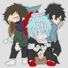 Buko No Hero Academia, My Hero Academia Manga, Hero Academia Characters, Anime Characters, Tomura Shigaraki, O Gas, Hero Wallpaper, Cute Memes, Cute Comics