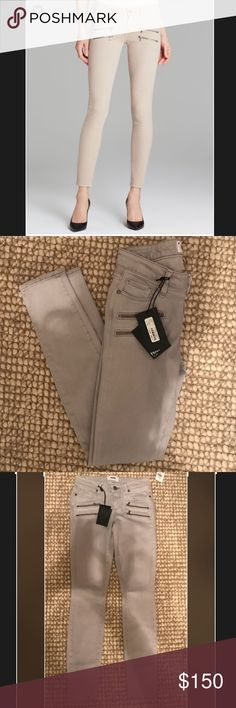 """Paige Edgemont Mid Rise Jeans. Size 25. NWT. Paige Edgemont Mid Rise Jeans. Size 25. NWT. Inseem- 30"""". Currently for sale at Bloomingdales for $228. (888-50) PAIGE Jeans Skinny"""