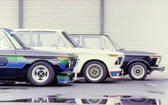 Choose your weapon: Alpina, Turbo or ti? #bmw2002