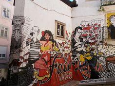 Street Art in Mouraria | © Jeanne Menjoulet / Flickr