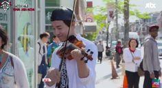 Henry Lau Shows Off His Violin Skills in an Impromptu Performance | Koogle TV