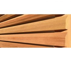 This Cequence slatted bevel edged fencing panel is constructed from x Clear grade Western Red Cedar battens with a gap size of The . Slatted Fence Panels, Contemporary Fencing, Backyard Garden Design, Western Red Cedar, Wood, Woodwind Instrument, Timber Wood, Trees