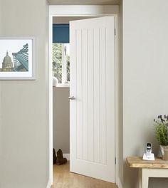 Dordogne smooth door