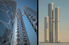 The Nano Towers By Allard Architecture