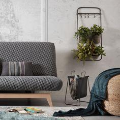 Sofá cama Koki, gris