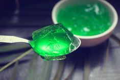 Stop Motion: Jurassic Park - Lex's Green Jello Recipe