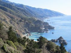 {Big Sur} Kendra Pearce - Tuesday Afternoon - Roadtrippin