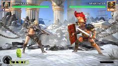 Gods of Rome STORY MODE ACT 1 CHAPTER 1 SHEER CHAOS